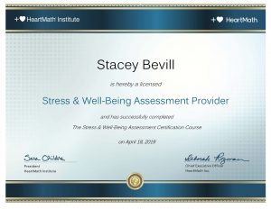 Stress and Well-Being Assessment, Licensed Provider